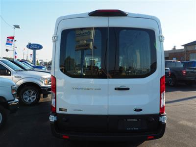2018 Transit 250 Med Roof 4x2,  Empty Cargo Van #T19843 - photo 4
