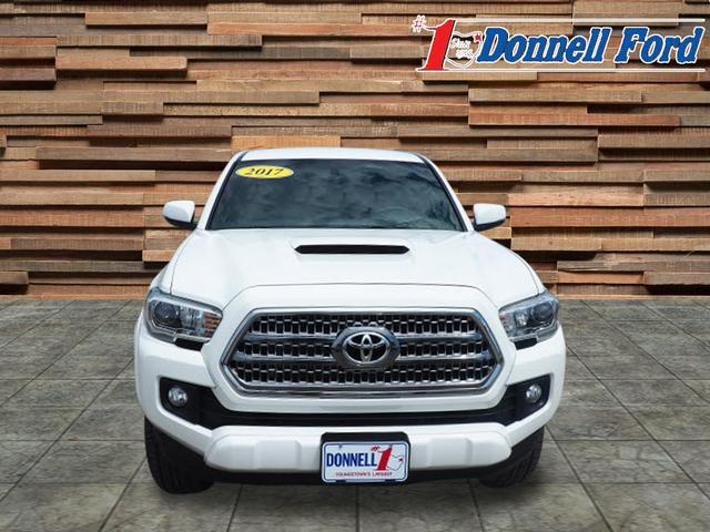 2017 Tacoma Double Cab 4x4,  Pickup #T19869A - photo 3