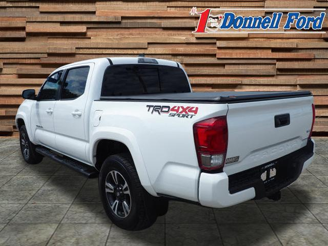 2017 Tacoma Double Cab 4x4,  Pickup #T19869A - photo 2