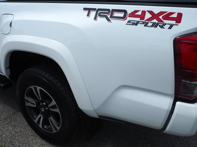2017 Tacoma Double Cab 4x4,  Pickup #T19869A - photo 11