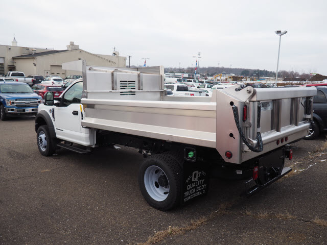 2019 F-550 Regular Cab DRW 4x4,  Air-Flo Dump Body #T19922 - photo 2