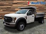 2019 F-550 Regular Cab DRW 4x4,  Cab Chassis #T19922 - photo 1