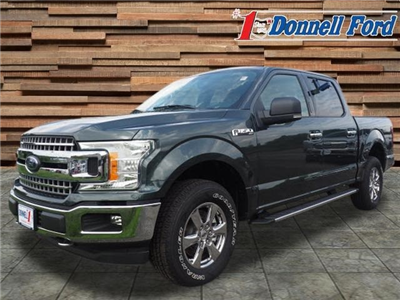 2018 F-150 SuperCrew Cab 4x4,  Pickup #T19928 - photo 1