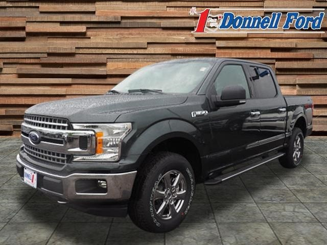 2018 F-150 SuperCrew Cab 4x4,  Pickup #T19935 - photo 1