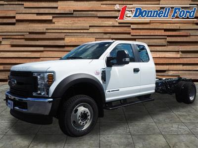 2019 F-550 Super Cab DRW 4x4,  Cab Chassis #T19969 - photo 1