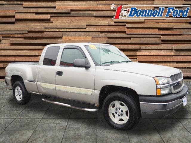 2004 Silverado 1500 Extended Cab 4x4,  Pickup #T20013A - photo 4