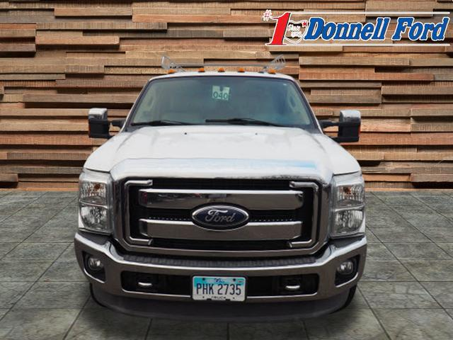 2011 F-350 Crew Cab DRW 4x2,  Service Body #T20063A - photo 3