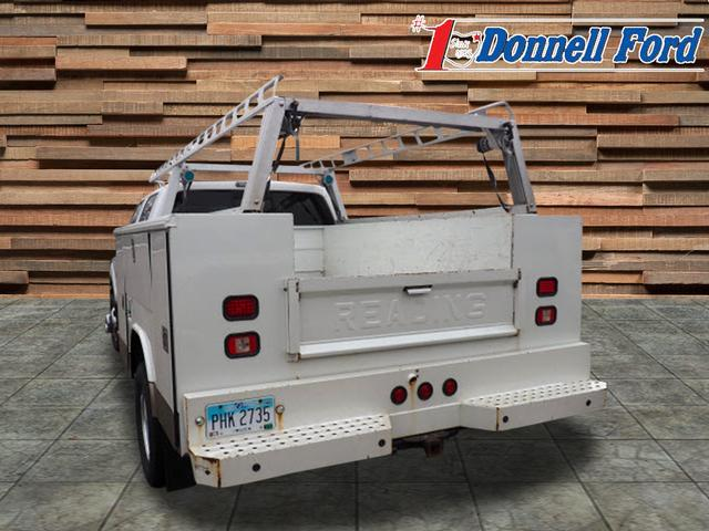 2011 F-350 Crew Cab DRW 4x2,  Service Body #T20063A - photo 2