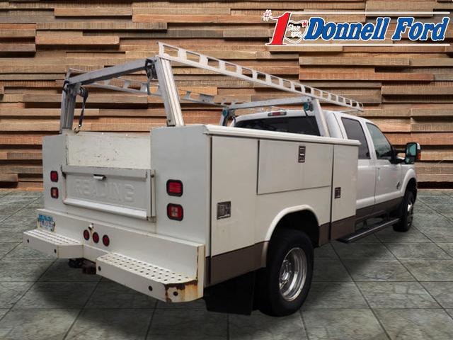 2011 F-350 Crew Cab DRW 4x2,  Service Body #T20063A - photo 4