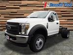 2019 F-450 Regular Cab DRW 4x4,  Cab Chassis #T20064 - photo 1