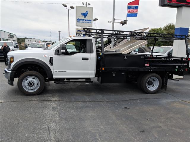 2019 F-550 Regular Cab DRW 4x4,  Freedom Contractor Body #T20074 - photo 3