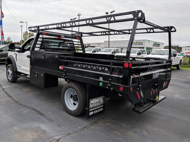 2019 F-550 Regular Cab DRW 4x4,  Freedom Contractor Body #T20074 - photo 2