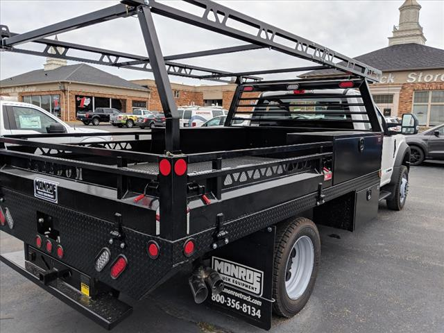 2019 F-550 Regular Cab DRW 4x4,  Freedom Contractor Body #T20074 - photo 5