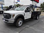 2019 F-550 Regular Cab DRW 4x4,  Freedom Contractor Body #T20074 - photo 1