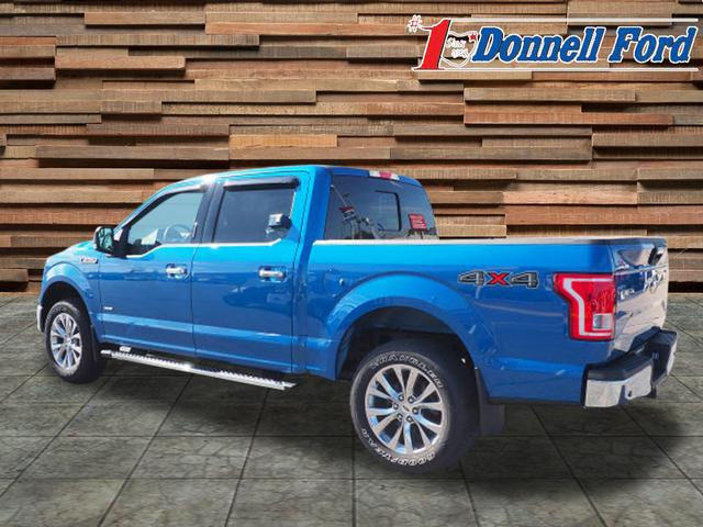 2016 F-150 SuperCrew Cab 4x4,  Pickup #T20099A - photo 2