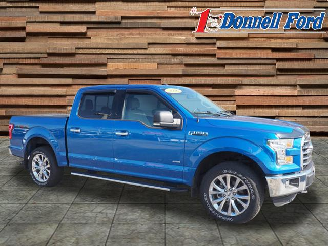 2016 F-150 SuperCrew Cab 4x4,  Pickup #T20099A - photo 3