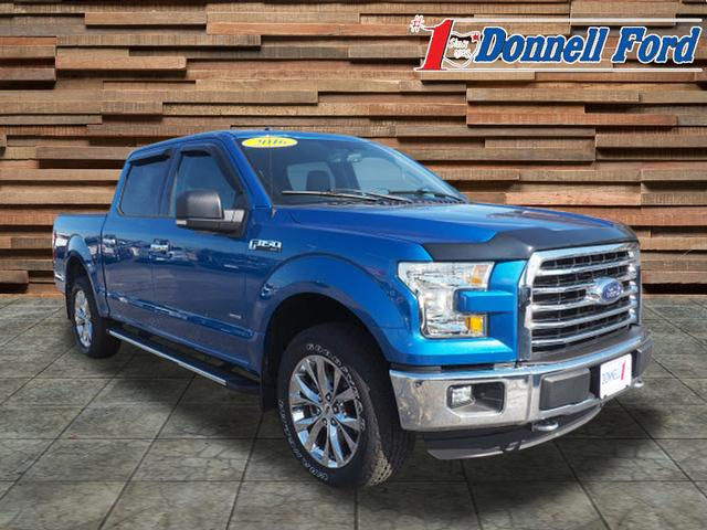 2016 F-150 SuperCrew Cab 4x4,  Pickup #T20099A - photo 4