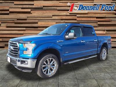 2016 F-150 SuperCrew Cab 4x4,  Pickup #T20099A - photo 1