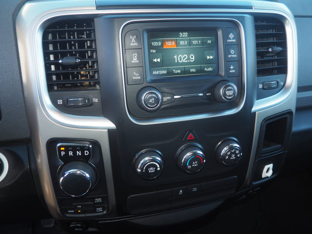 2014 Ram 1500 Quad Cab 4x4,  Pickup #T20161A - photo 12