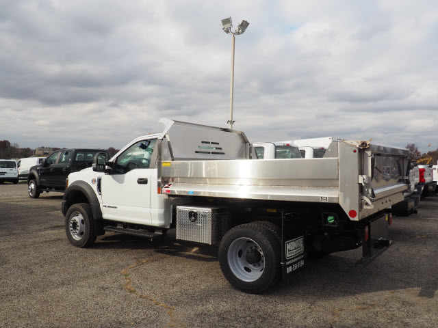 2019 F-550 Regular Cab DRW 4x4,  Monroe Dump Body #T20206 - photo 2