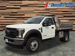 2019 F-550 Regular Cab DRW 4x4,  Monroe Dump Body #T20206 - photo 1