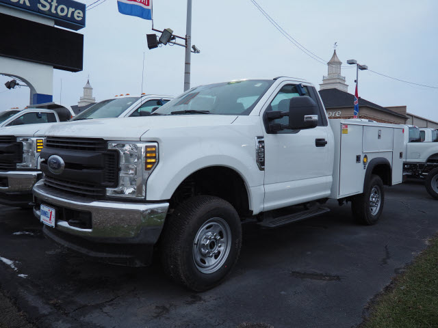 2019 F-250 Regular Cab 4x4,  Monroe MSS II Service Body #T20254 - photo 1