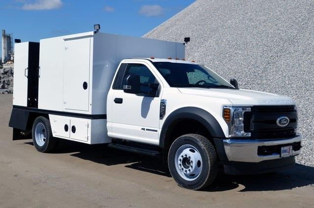 2019 Ford F-550 Regular Cab DRW 4x4, QT Equipment Other/Specialty #TA16983 - photo 1