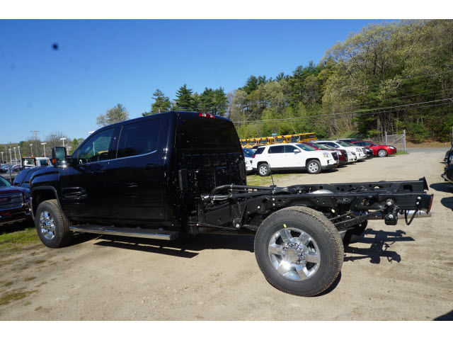 2016 Sierra 3500 Crew Cab 4x4, Cab Chassis #G06832 - photo 2