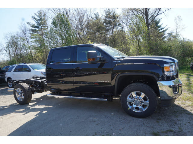 2016 Sierra 3500 Crew Cab 4x4, Cab Chassis #G06832 - photo 4