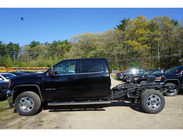 2016 Sierra 3500 Crew Cab 4x4, Cab Chassis #G06832 - photo 6