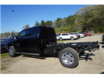 2016 Sierra 3500 Crew Cab 4x4, Cab Chassis #G06832 - photo 1