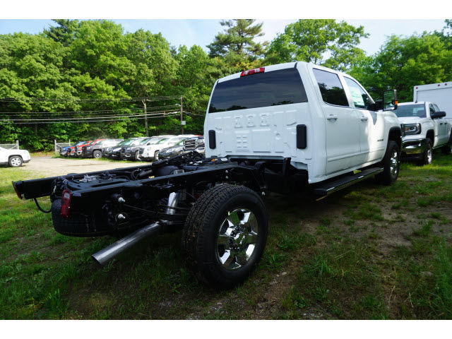 2016 Sierra 3500 Crew Cab 4x4, Cab Chassis #G17793 - photo 3