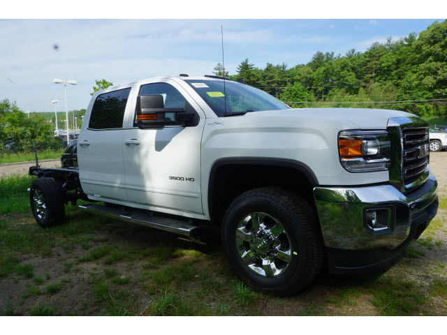 2016 Sierra 3500 Crew Cab 4x4, Cab Chassis #G17793 - photo 4