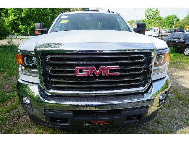 2016 Sierra 3500 Crew Cab 4x4, Cab Chassis #G17793 - photo 5