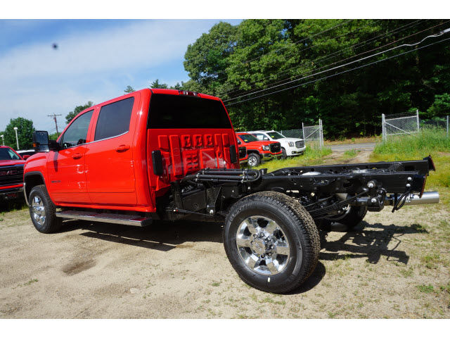 2016 Sierra 3500 Crew Cab 4x4, Cab Chassis #G24920 - photo 2