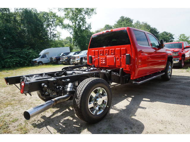 2016 Sierra 3500 Crew Cab 4x4, Cab Chassis #G24920 - photo 3