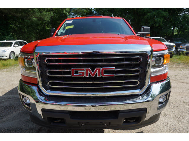 2016 Sierra 3500 Crew Cab 4x4, Cab Chassis #G24920 - photo 5