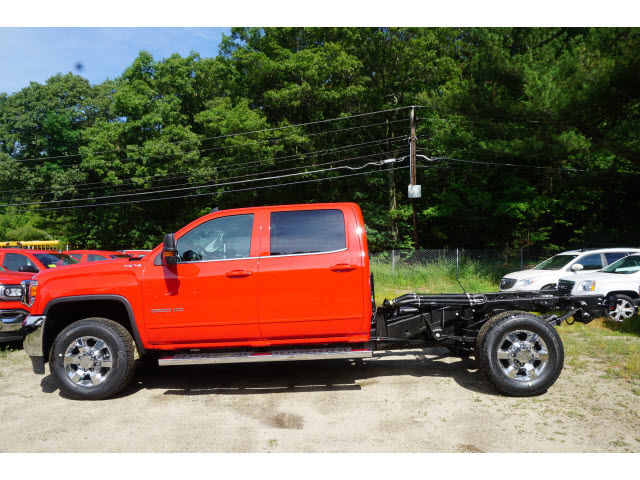 2016 Sierra 3500 Crew Cab 4x4, Cab Chassis #G24920 - photo 6
