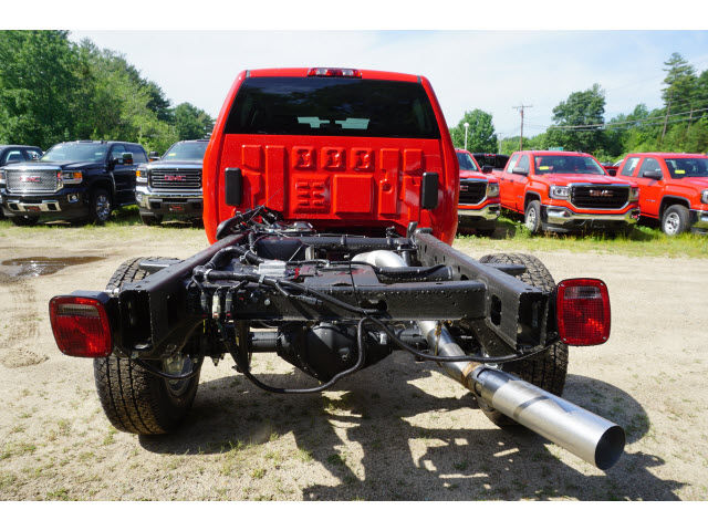 2016 Sierra 3500 Crew Cab 4x4, Cab Chassis #G24920 - photo 7