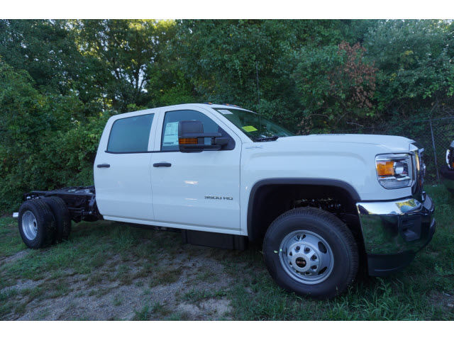 2016 Sierra 3500 Crew Cab 4x4, Cab Chassis #G258866 - photo 6