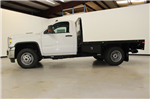 2018 Sierra 3500 Regular Cab DRW 4x4,  Knapheide PGNB Gooseneck Platform Body #107098 - photo 6