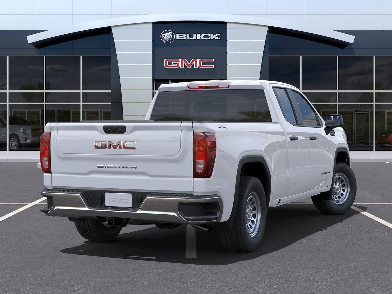 2021 GMC Sierra 1500 Double Cab 4x4, Pickup #109428 - photo 2