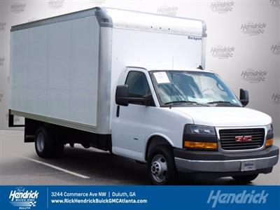 2020 GMC Savana 3500 RWD, Rockport LE Cutaway Van #CL10477 - photo 1