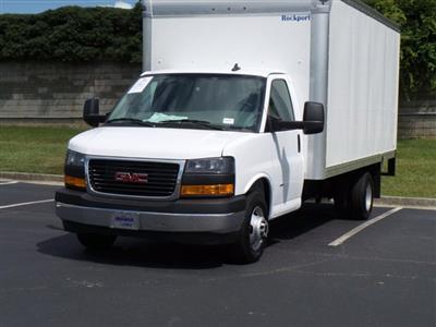 2020 GMC Savana 3500 RWD, Rockport LE Cutaway Van #CL10477 - photo 5