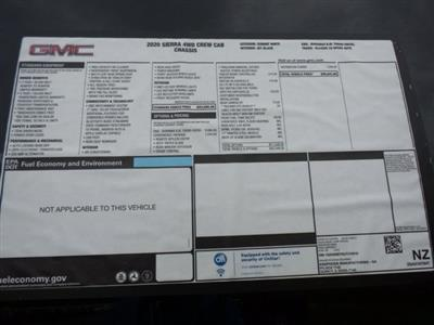 2020 GMC Sierra 3500 Crew Cab 4x4, Knapheide PGNB Gooseneck Platform Body #CL10619 - photo 41