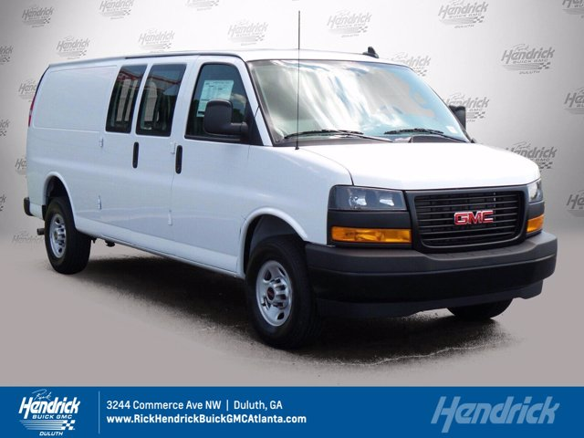 2020 GMC Savana 3500 RWD, Empty Cargo Van #CL59680 - photo 1
