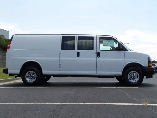 2020 GMC Savana 3500 RWD, Empty Cargo Van #CL59680 - photo 35