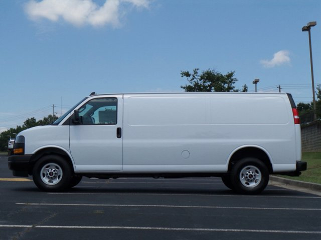 2020 GMC Savana 3500 RWD, Empty Cargo Van #CL59680 - photo 6