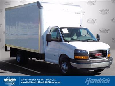 2020 GMC Savana 3500 4x2, Rockport Cutaway Van #CL64285 - photo 1
