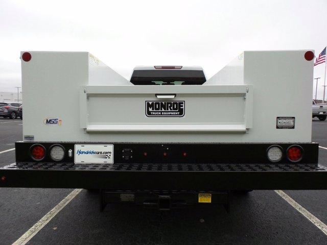 2020 GMC Sierra 3500 Crew Cab 4x4, Monroe MSS II Service Body #CL81641 - photo 28
